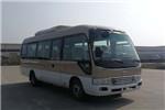 晶马JMV6101GRBEVL低入口公交车(纯电动19-33座)