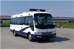 晶马JMV5060XQC囚车(柴油国五10-17座)