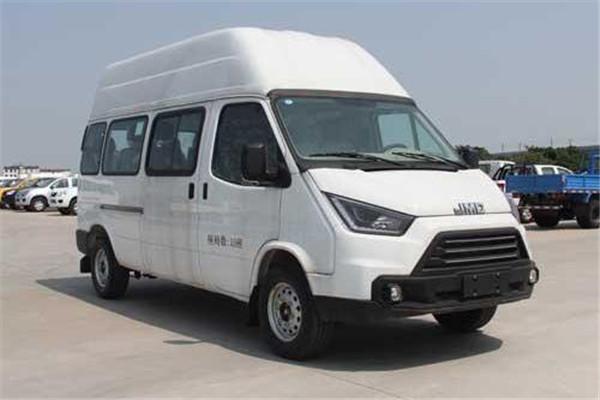晶马JMV5051XSW6商务车(柴油国六6-9座)