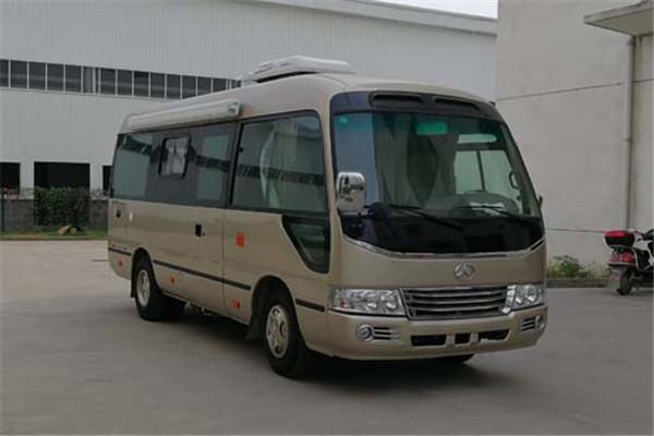 晶马JMV5054XLJ旅居车(柴油国五2-6座)