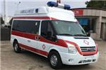 上饶SR5041XJH救护车(柴油国五6-9座)