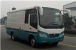 东风超龙EQ5046XXYTV1厢式运输车(柴油国五2-3座)
