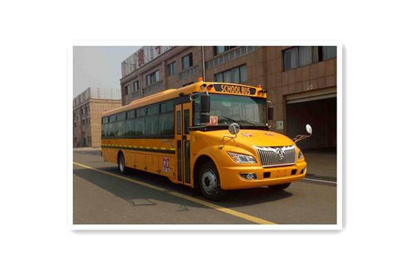 东风超龙EQ6110ST6D中小学生专用校车(柴油国六24-56座)