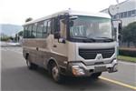 东风超龙EQ6600ZT6D1客车(柴油国六10-17座)