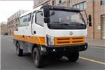 东风超龙EQ5070XGCTV工程车(柴油国五5-9座)