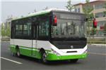 东风超龙EQ6670CTBEV3公交车(纯电动11-21座)