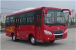 东风超龙EQ6710CTN公交车(天然气国五10-22座)