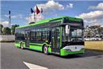 豪沃ZZ6126GBEVQ2公交车(纯电动23-41座)