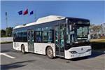 豪沃ZZ6106GPHEVN6Q插电式公交车(天然气/电混动国六20-31座)