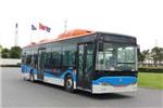 豪沃ZZ6126GCHEVN6Q1插电式公交车(天然气/电混动国六21-40座)