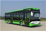 豪沃ZZ6126GBEVQ3公交车(纯电动21-41座)