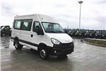 南京依维柯NJ6565ECL2M多用途乘用车(柴油国五5-9座)