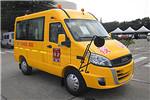 南京依维柯NJ6485YXCC幼儿专用校车(柴油国五18座)