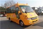 南京依维柯NJ6615LC9小学生专用校车(柴油国五24-26座)