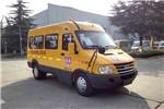 南京依维柯NJ6555XCC小学生专用校车(柴油国五18-19座)