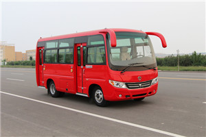 齐鲁BWC6605公交车