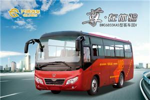 齐鲁BWC6855客车