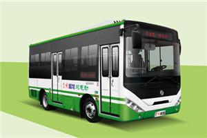超龙EQ6671公交车