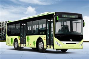 超龙EQ6105公交车