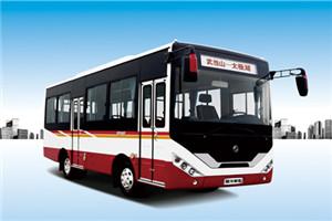 超龙EQ6711公交车