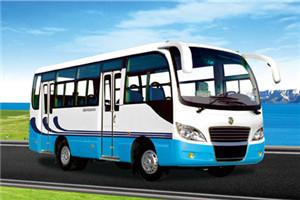 超龙EQ6660公交车