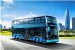 比亚迪BYD6120BD1EV1双层公交车(纯电动27-75座)