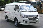 金旅XML5038XXYEV10厢式运输车(纯电动2座)