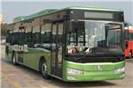 金旅XML6125JHEVS6CN插电式公交车(天然气/电混动国六23-41座)