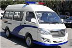 金旅XML5036XQC16囚车(汽油国六10-11座)