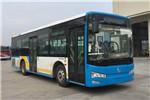 金旅XML6105JHEVG5C7插电式公交车(柴油/电混动国五20-40座)