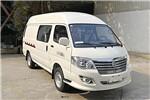 金旅XML5036XXYEVL05厢式运输车(纯电动2-5座)