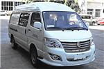 金旅XML5036XXYEVL06厢式运输车(纯电动2-5座)