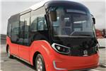 金旅XML6606JEVA0C公交车(纯电动10-14座)