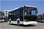 金旅XML6655JEVY0C公交车(纯电动11-17座)