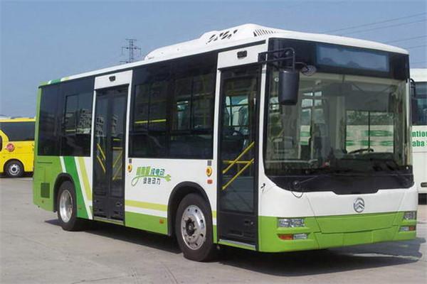 金旅XML6855JEVY0C1公交车(纯电动12-26座)
