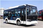 金旅XML6655JEVY0C1公交车(纯电动11-17座)