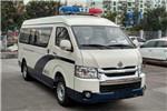 金旅XML5039XQC95囚车(汽油国五10-12座)