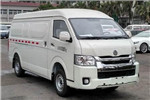 金旅XML5049XXY25厢式运输车(柴油国五2-5座)