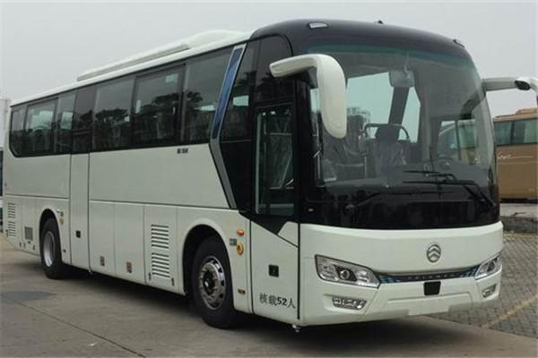 金旅XML6102JEVY01客车(纯电动24-48座)