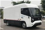 五洲龙FDG5040XXYEV3厢式运输车(纯电动2座)