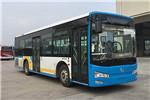 金旅XML6105JHEVY5C插电式公交车(柴油/电混动国五20-40座)