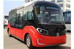 金旅XML6606JEVY0C公交车(纯电动10-14座)