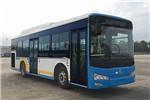 金旅XML6105JHEVD6CN插电式公交车(天然气/电混动国六20-35座)