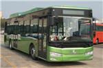 金旅XML6125JHEVD6CN插电式公交车(天然气/电混动国六23-41座)