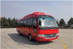 海格KLQ6822GEVN4公交车(纯电动24-38座)