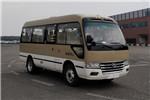 海格KLQ6602E6客车(柴油国六10-19座)