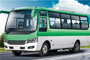 安凯C7系列6609公交车