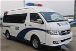 海格KLQ5030XQCQ5囚车(汽油国五3-14座)