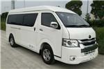 海格KLQ6541QE5B客车(汽油国五10-11座)