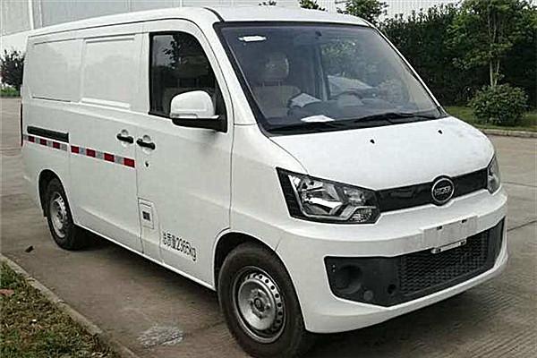 海格KLQ5022XXYEV1厢式运输车(纯电动2座)